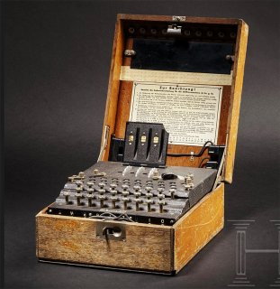 Enigma I_ cipher machine, number _A 10694_.jpg
