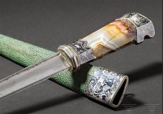 fine hunting dagger with finely nielloed silver.jpg